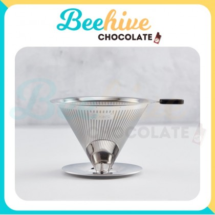 Paperless Coffee Filter [Stainless Steel]