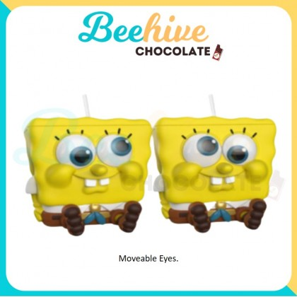 Spongebob & Patrick Water Bottle 600ml