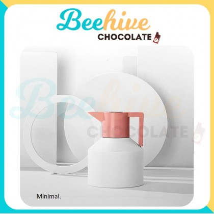 Minimalistic Design Thermo Jar 1.2L