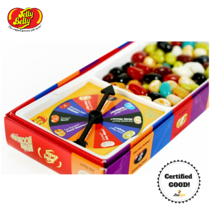 Jelly Belly Bean Boozled Spinner Wheel Game Box 5th Edition 100g