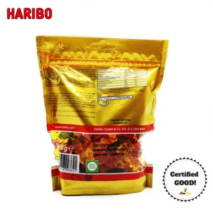 Haribo Gold Bears Gummy Candy 300g
